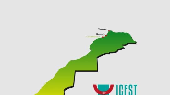 ICFST arrive à Rabat et à Tanger